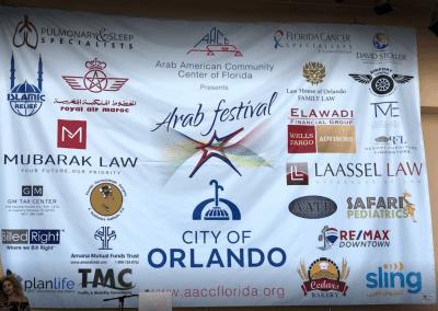 City of Orlando Banner