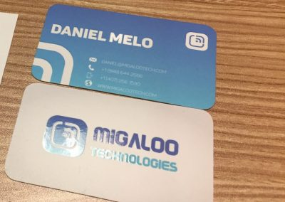 Migaloo Business Card